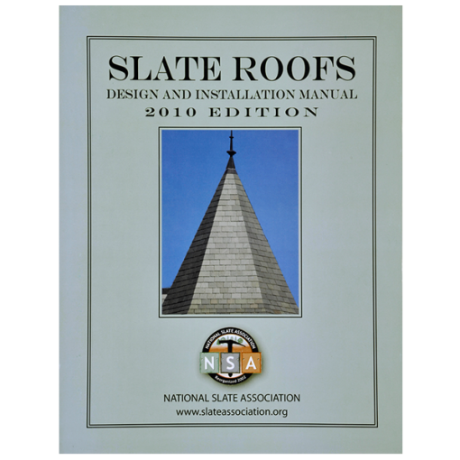 National Slate Association Manual