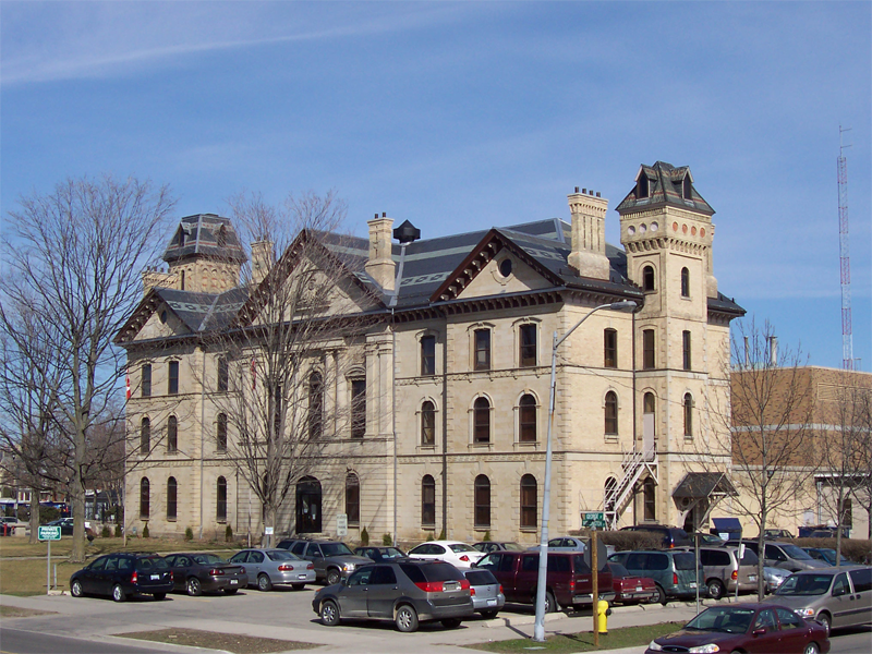 Brantford Courthouse