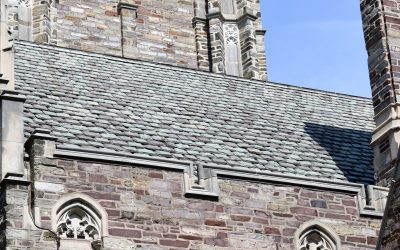 6 Basic Principals of Slate Roofing