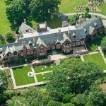 Stan Hywet_aerial view